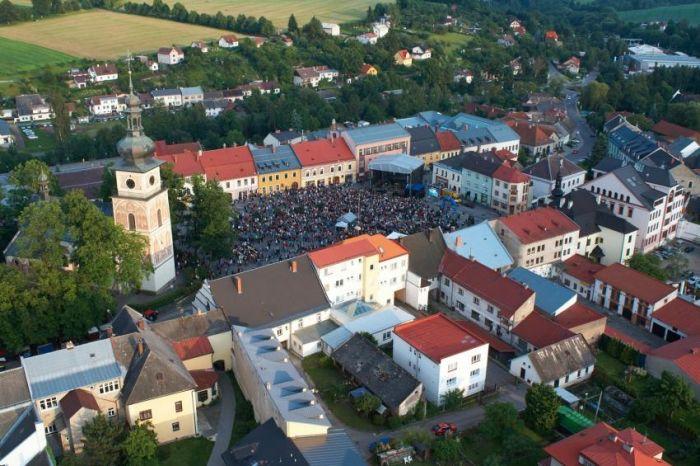 Městská památková zóna Nové Město na Moravě - 850 x 567